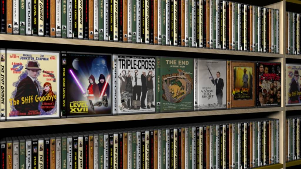 The DVDs