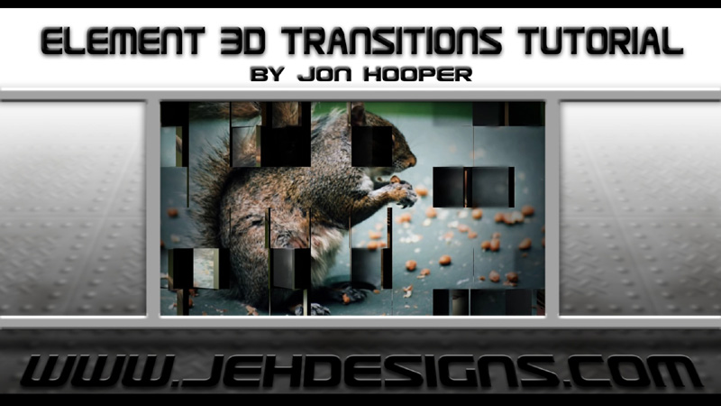 E3D Transitions