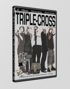 Triple Cross DVD