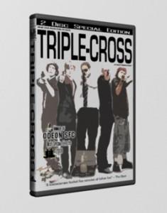 Triple Cross DVD